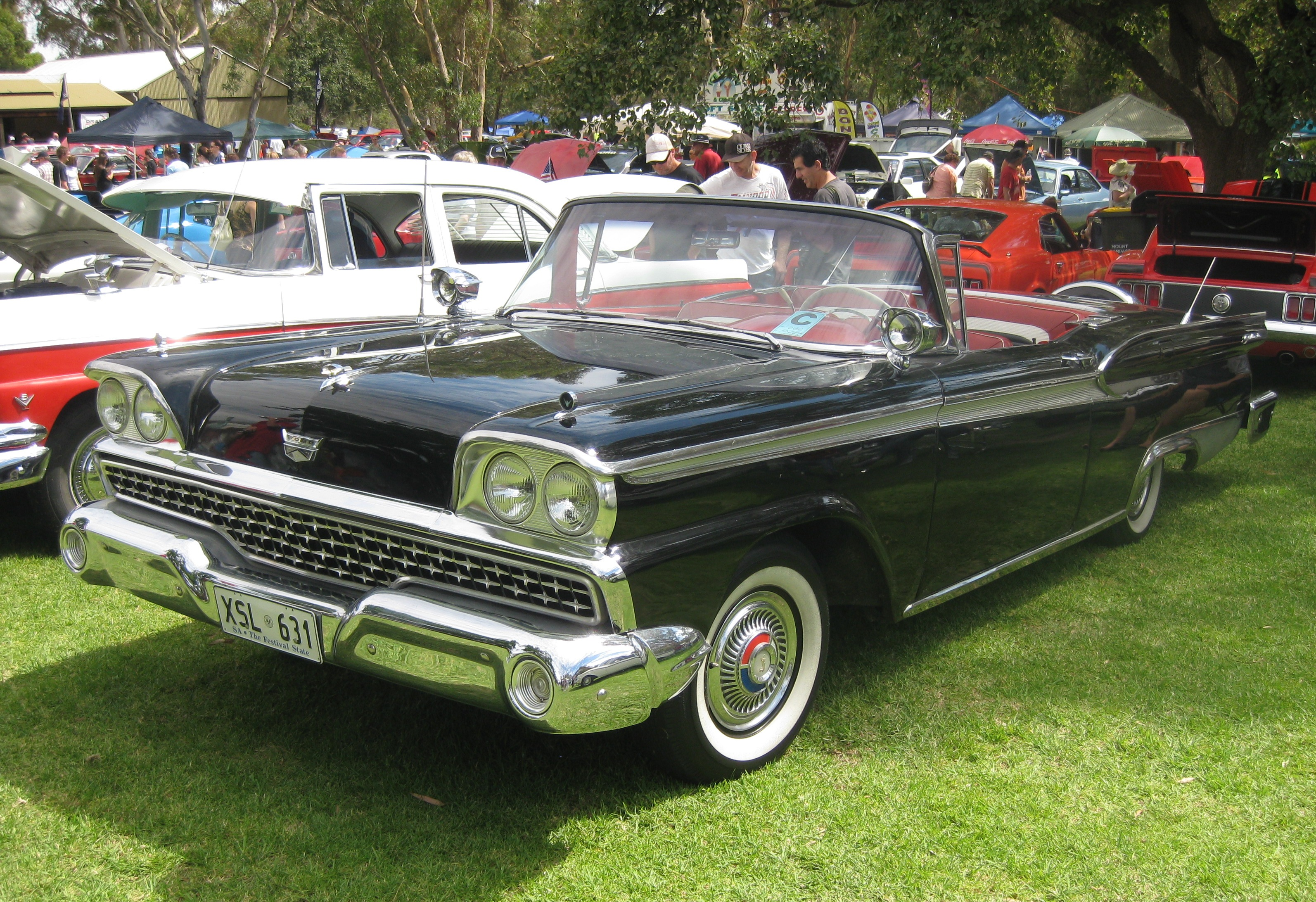 1959 ford galaxie classic automobiles for Garage ford 59