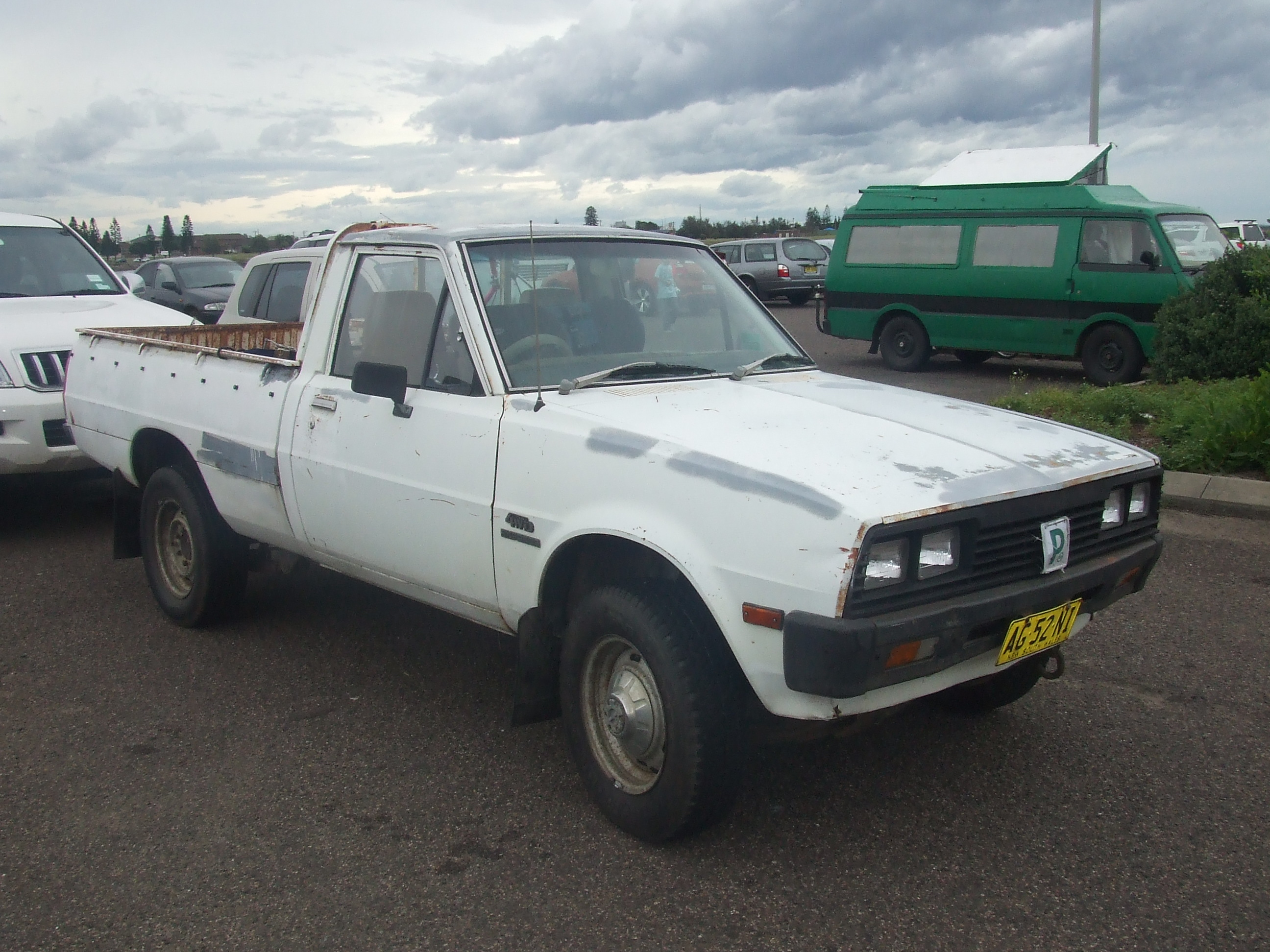 File1985 mitsubishi l200 express md 4wd utility 15253961966g current 0142 10 january 2015 freerunsca Images
