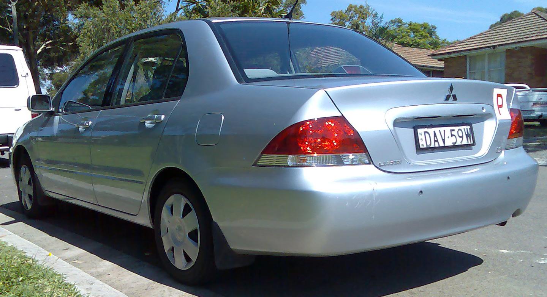 description 2003 2005 mitsubishi lancer ch es sedan 01jpg - Mitsubishi Lancer 2003 Silver