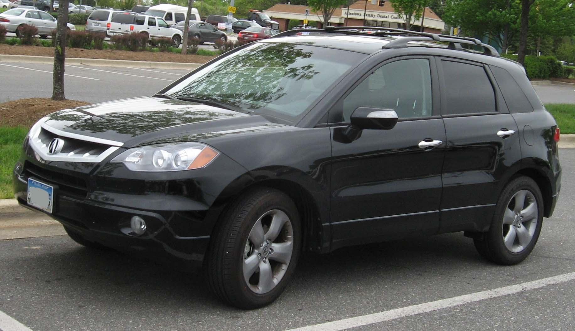 File:2007-Acura-RDX-1.jpg - Wikimedia Commons