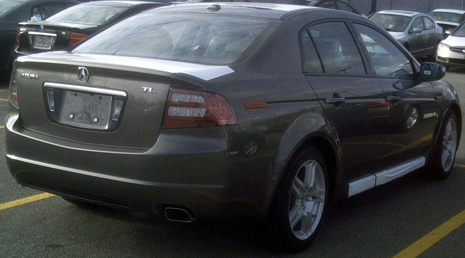Acura Tl Type S Build