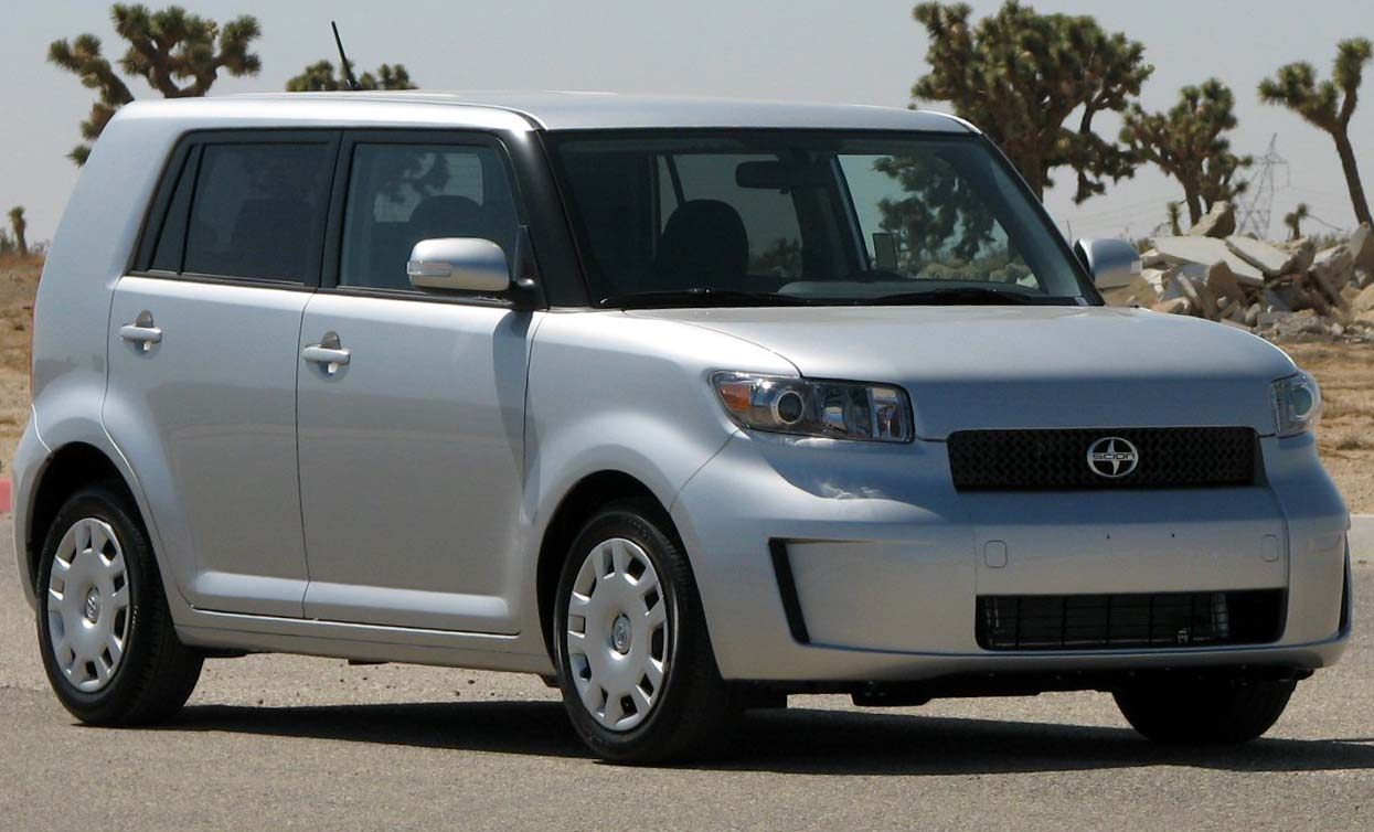 file 2008 scion xb wikimedia commons. Black Bedroom Furniture Sets. Home Design Ideas