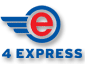 Logo for future 4 Express lanes for Orlando and Tampa.