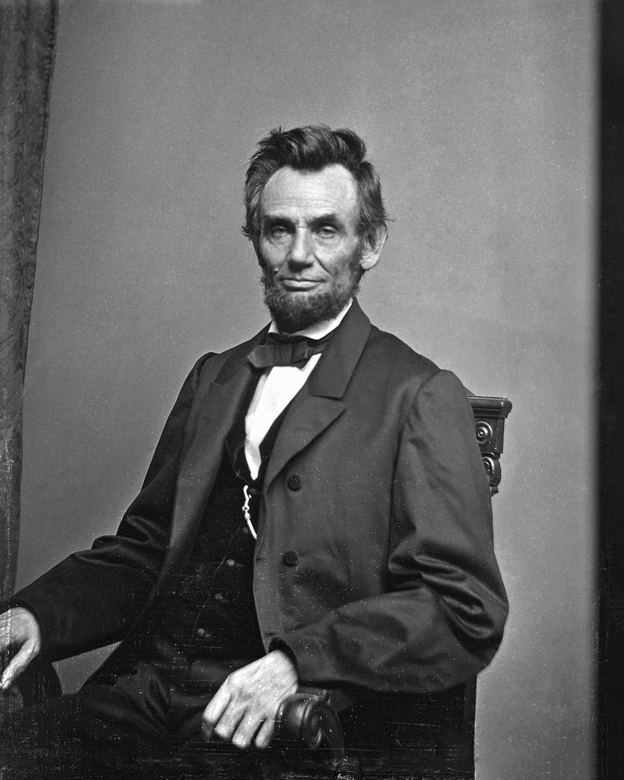 File:Abraham Lincoln O-84 by Brady, 1864.jpg - Wikimedia Commons