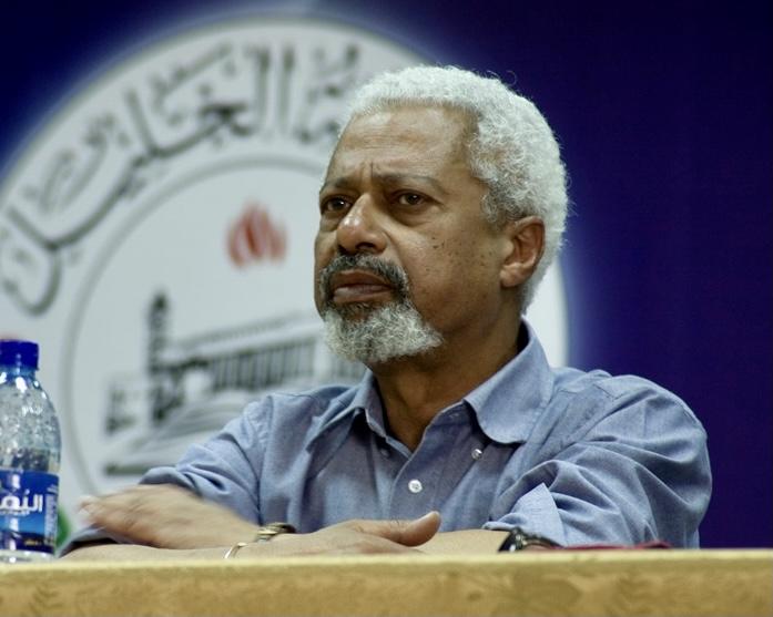 Kirjailija Abdulrazak Gurnah