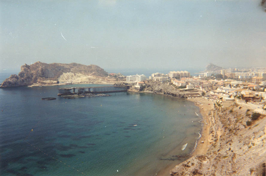 Aguilas Spain  city photos gallery : This licensing tag was added to this file as part of the GFDL ...