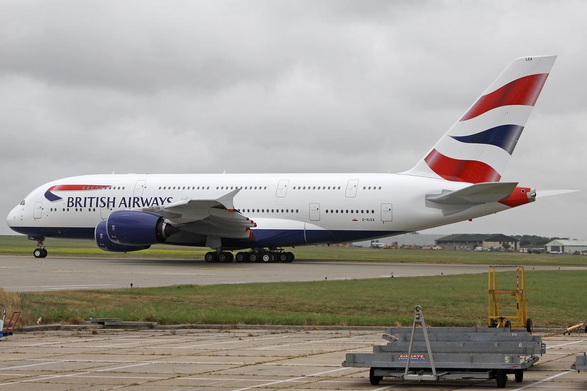 Britsh Airways Car Hire Young Persons Fee