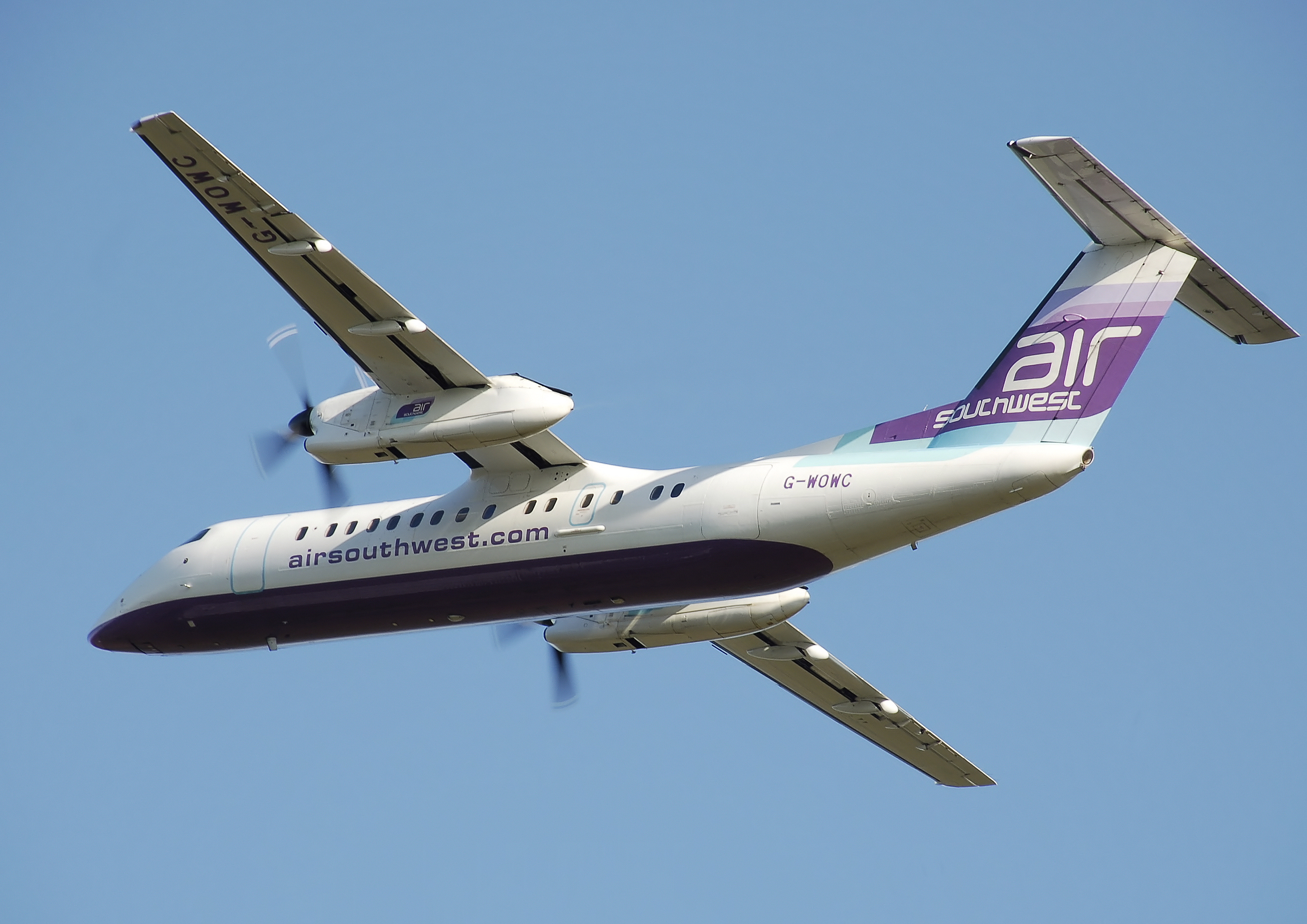 G WOWC Air Southwest de