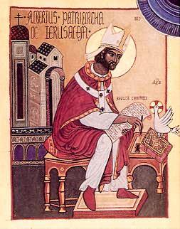 14 septembre Saint Albert de Jérusalem Alberto_Avog