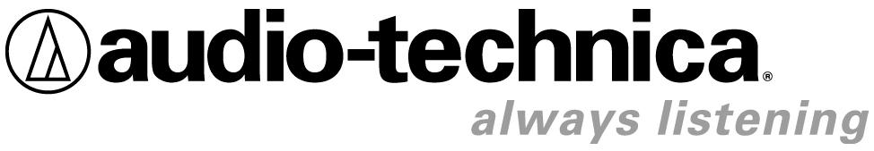 Výsledek obrázku pro audio technica logo