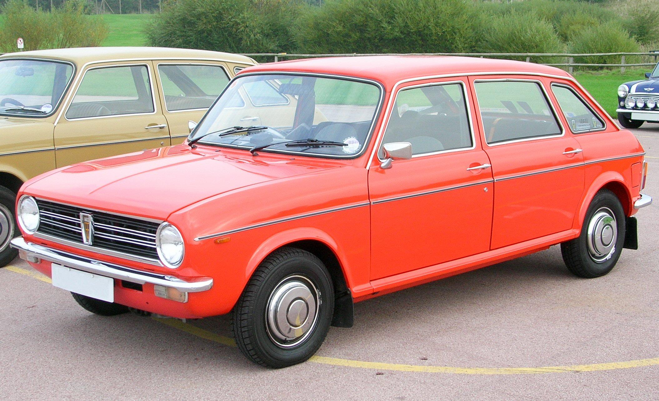 File Austin Maxi 1980 Jpg Wikimedia Commons