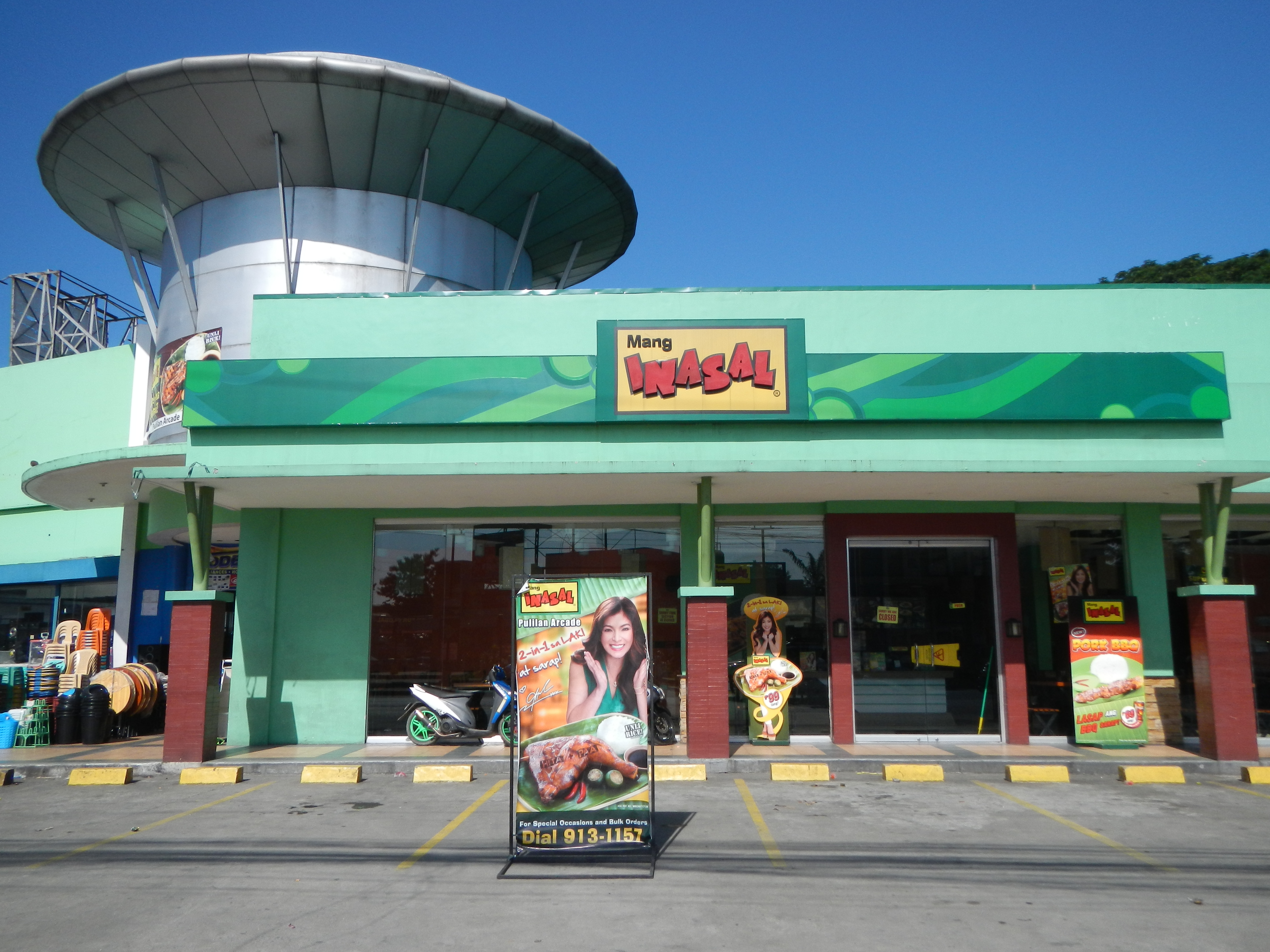 company profile of mang inasal B consumer profile income: high, middle  in developing the human resources of mang inasal philippines inc, the company should always remember that they are .