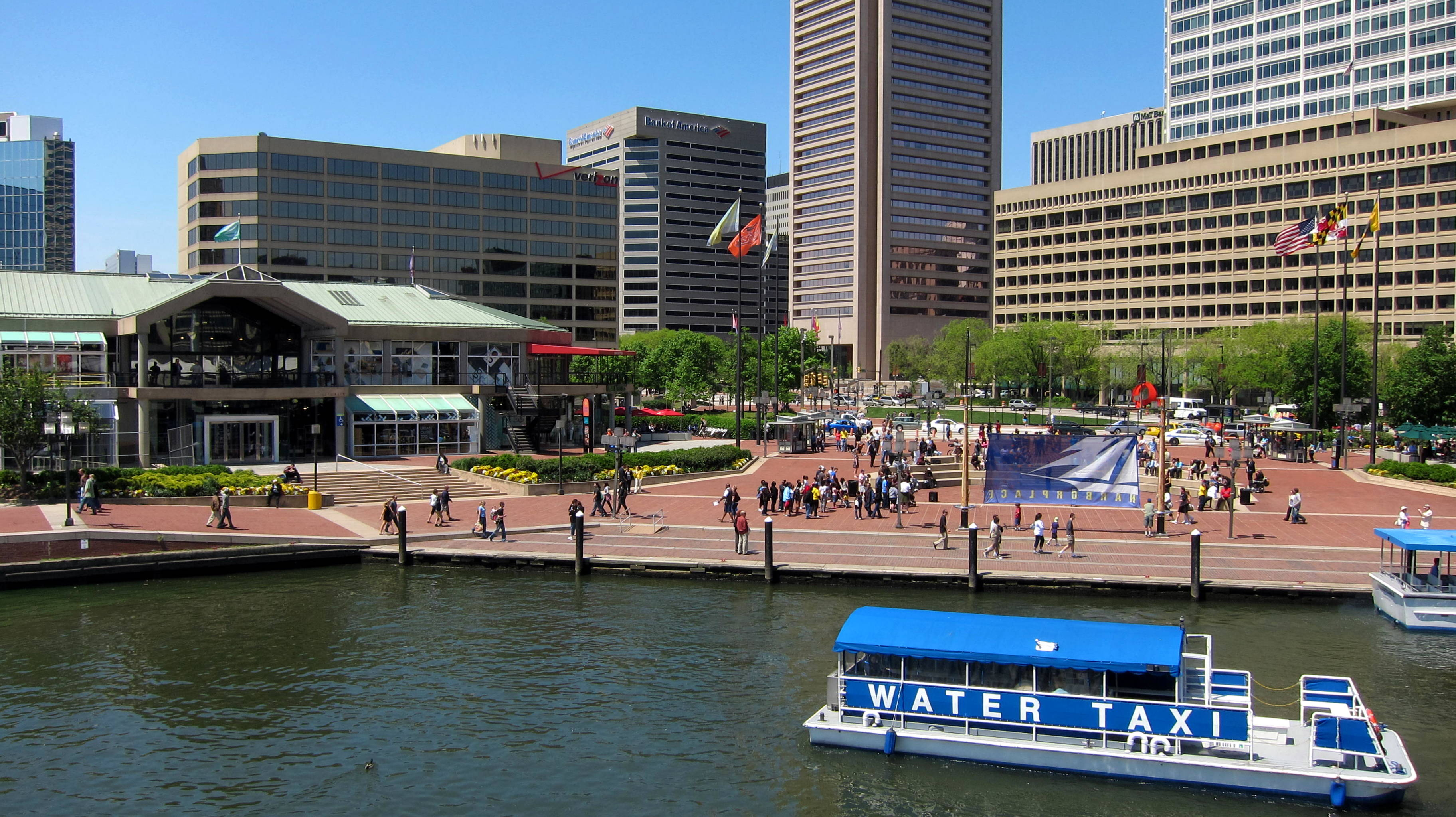 Aug 31, · During a recent visit to Baltimore for our organization's annual meeting, we visited Harbor Place for lunch and were accosted by 4 threatening individuals with aggressive racist rants against non-African Americans/5().