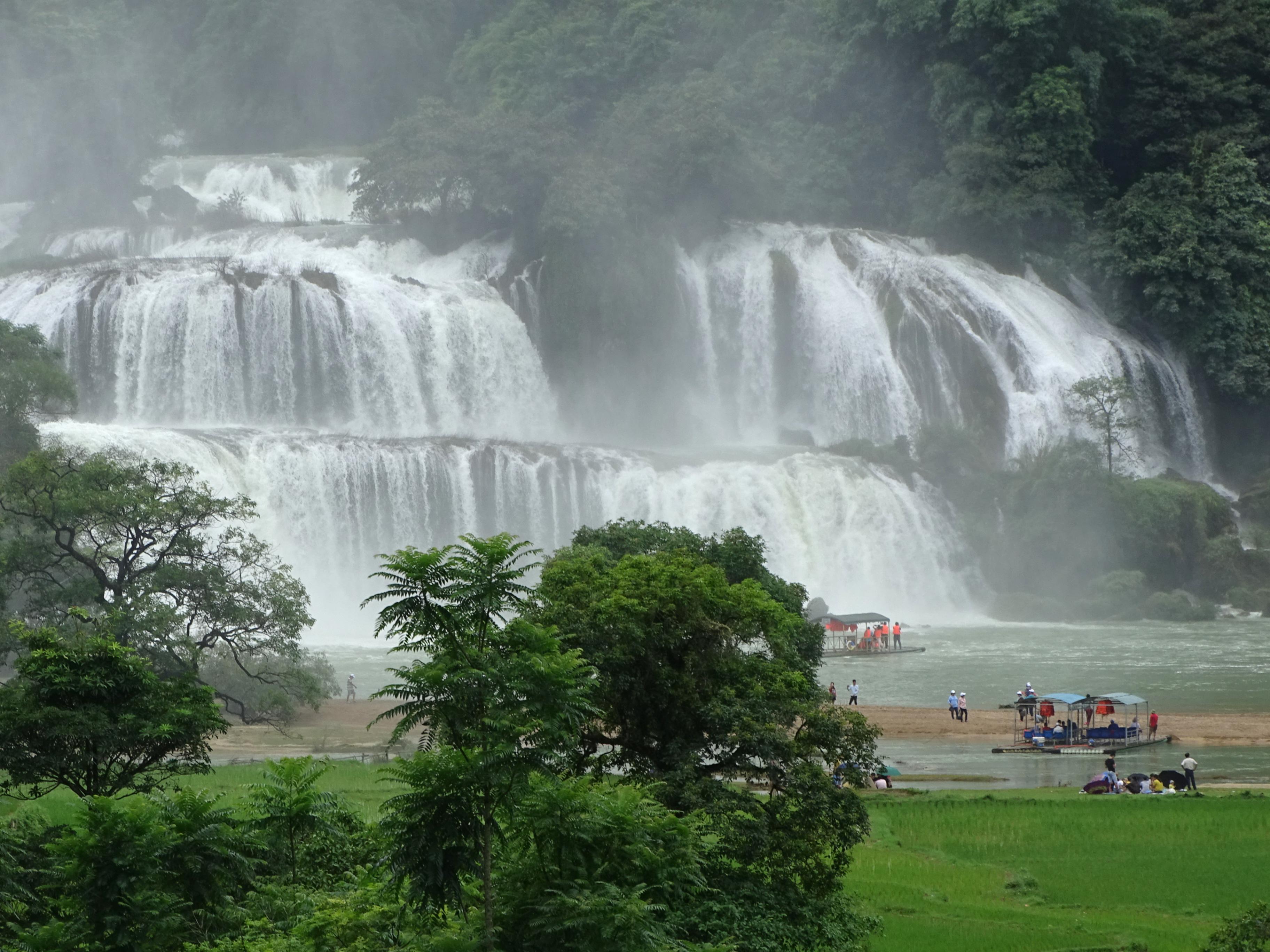 File Ban Gioc Waterfall Trung Kanh District Cao Bang Province Vietnam 02 48119872597 Jpg Wikimedia Commons
