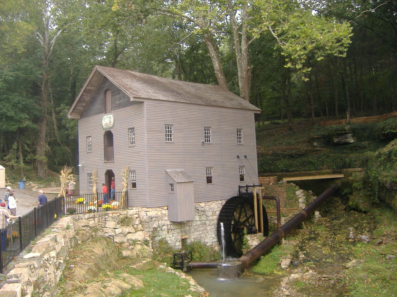 Beck S Mill Wikipedia
