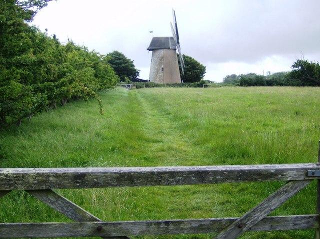 Bembridge Windmill - geograph.org.uk - 484585