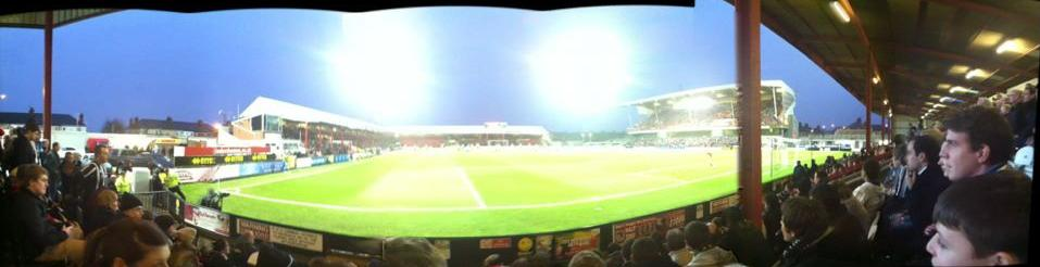 Blundell Park Panorama