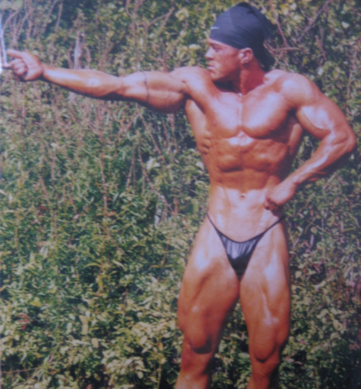 fitness models without steroids