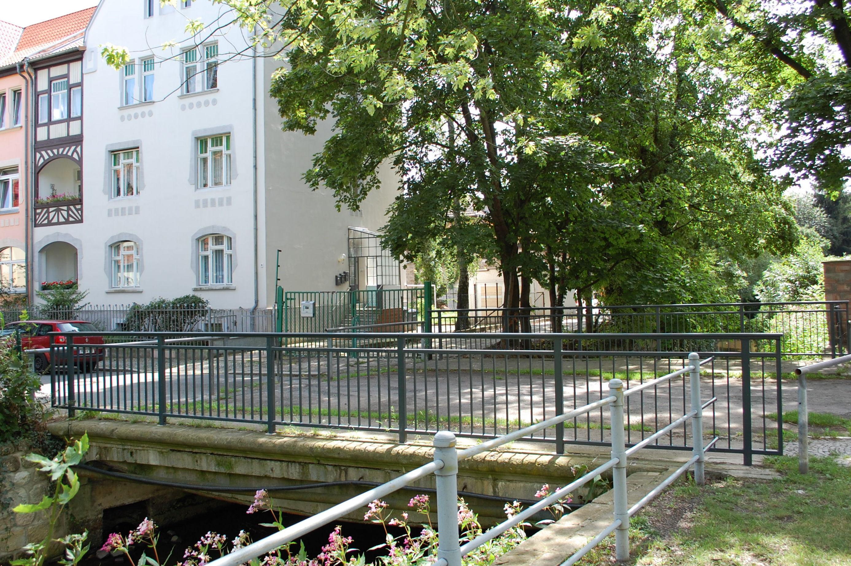 Brücke Julius-Wolff-Straße