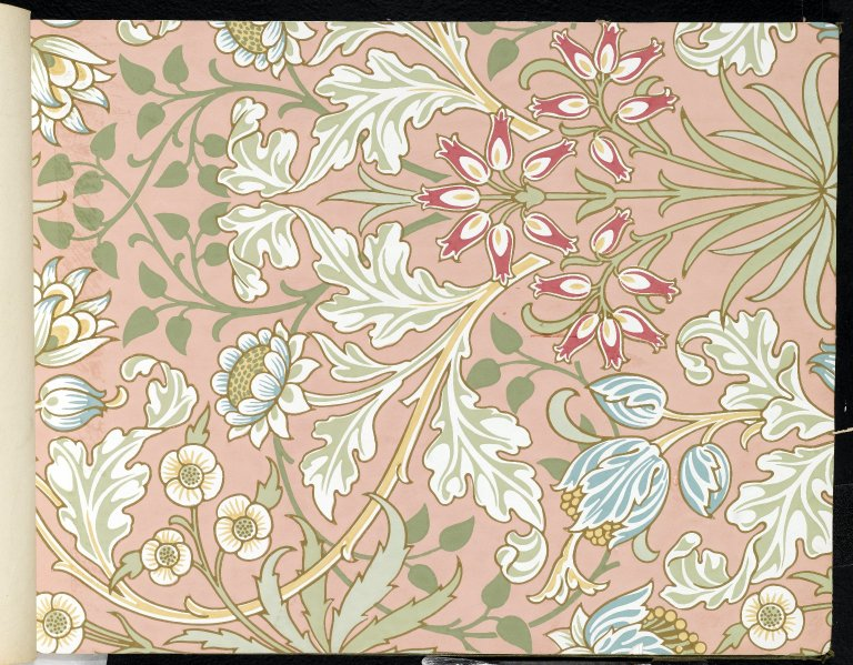 Wallpaper Sample Book 1   William Morris and Company   page029