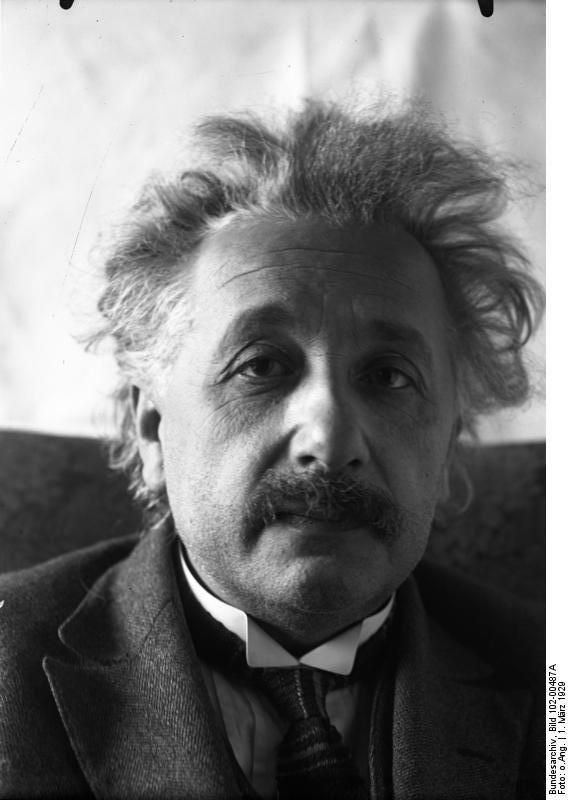Albert Einstein and politics - Wikiquote