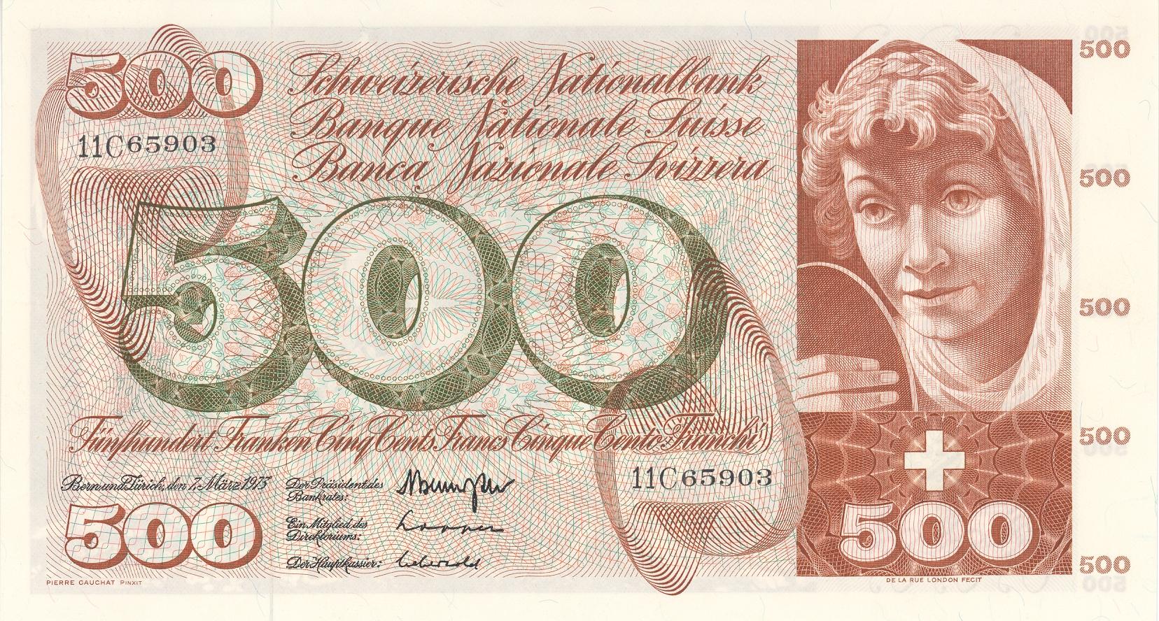 Schweizer Franken – Wikipedia