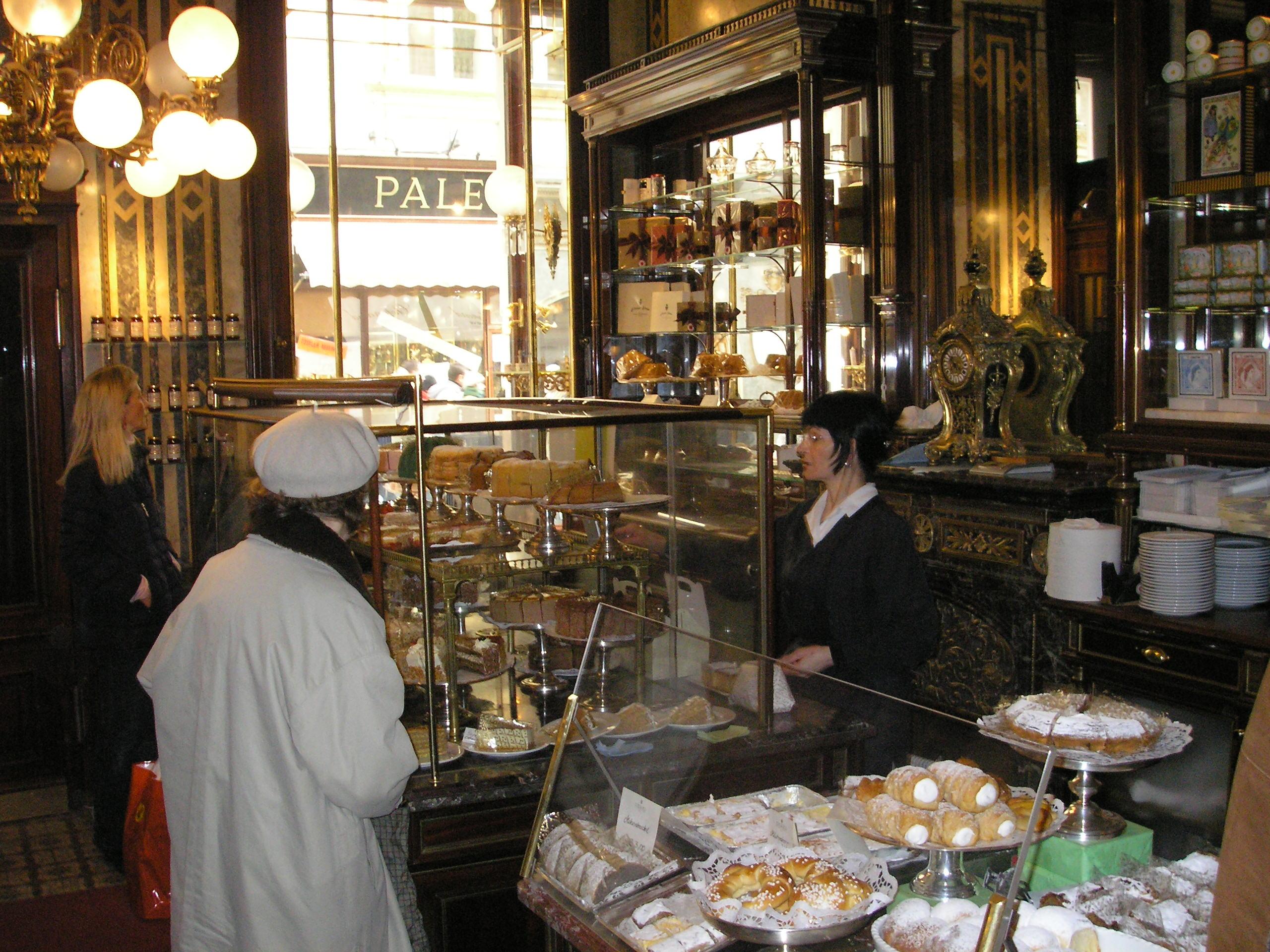 El Cafe Mas Antiguo De Europa