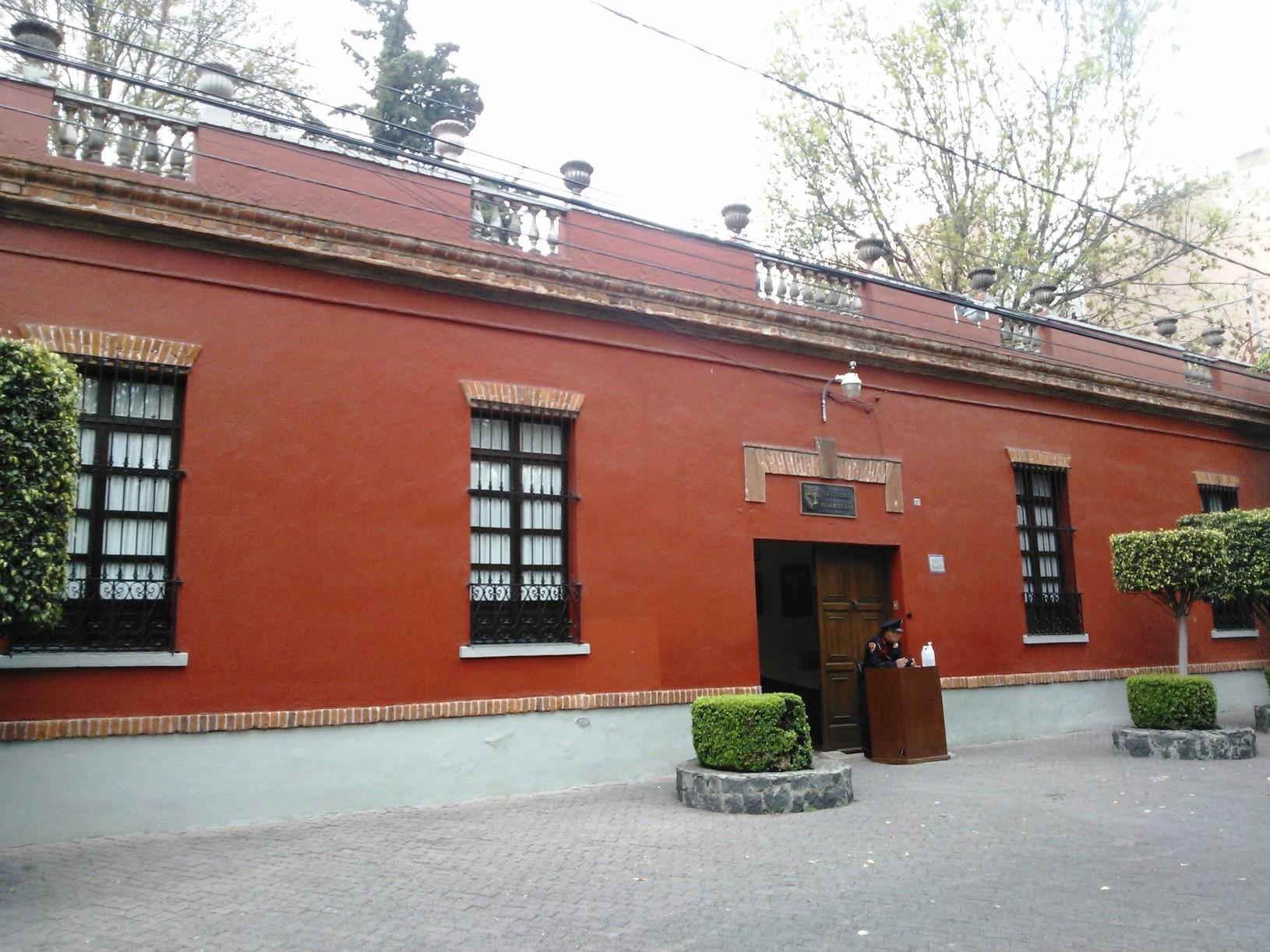 House of José Joaquín Fernandez de Lizardi.