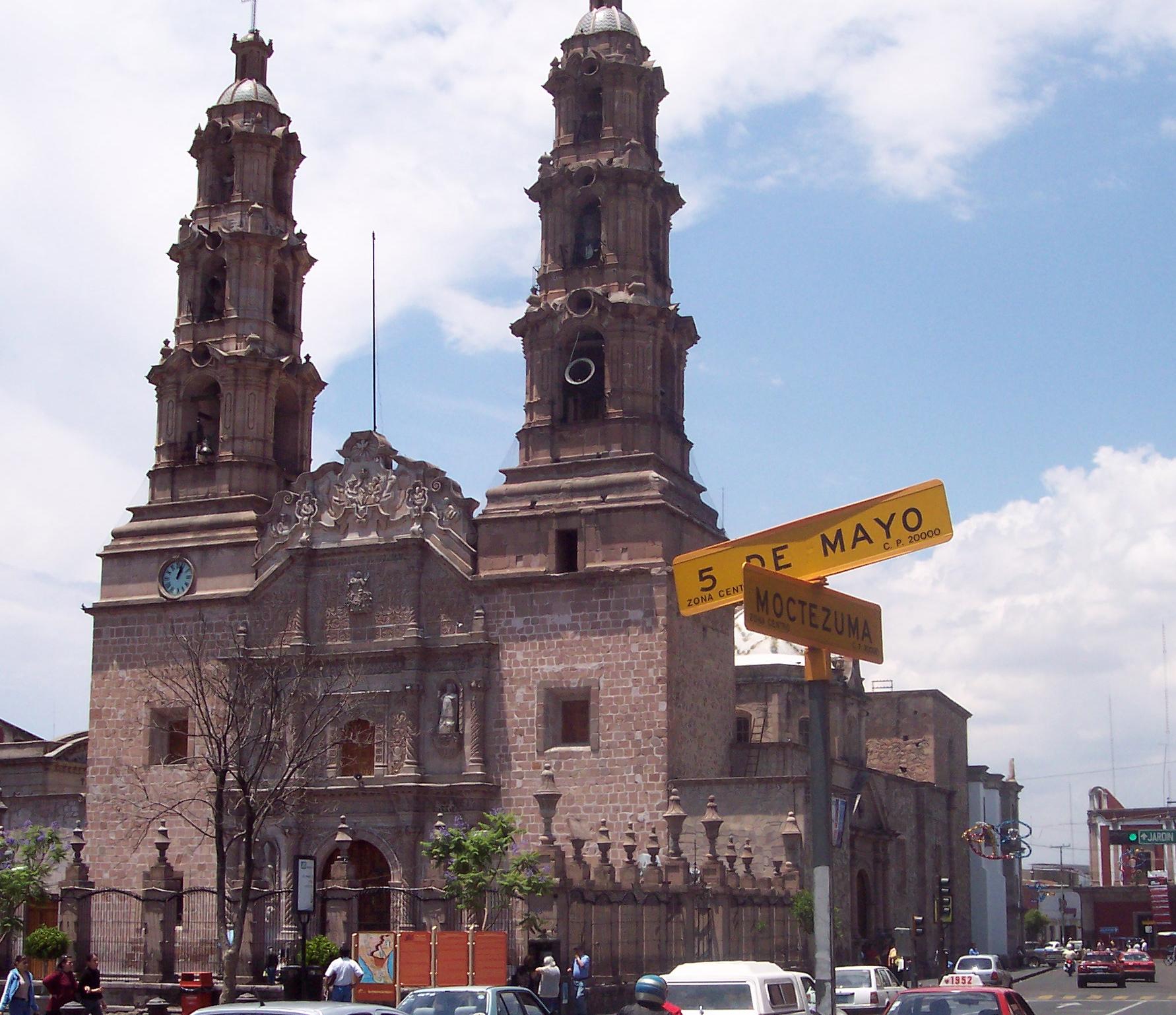 Aguascalientes Mexico  city images : Federal Republic of Mexico