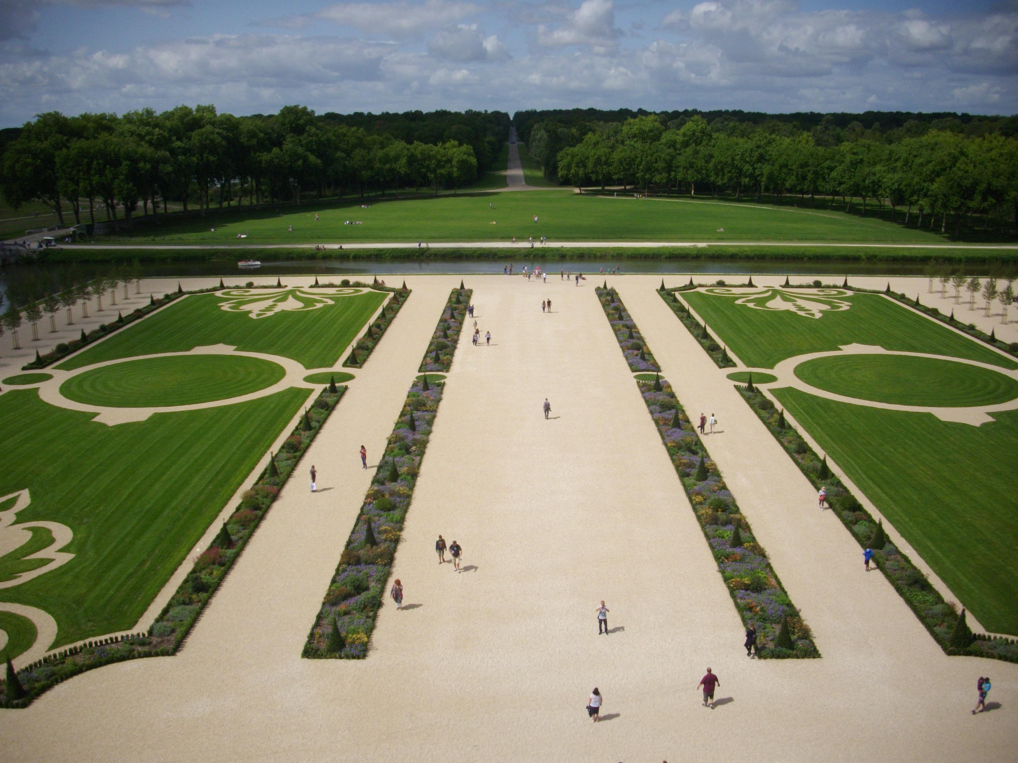 File Chambord Chateau Jardin 04 Jpg Wikimedia Commons
