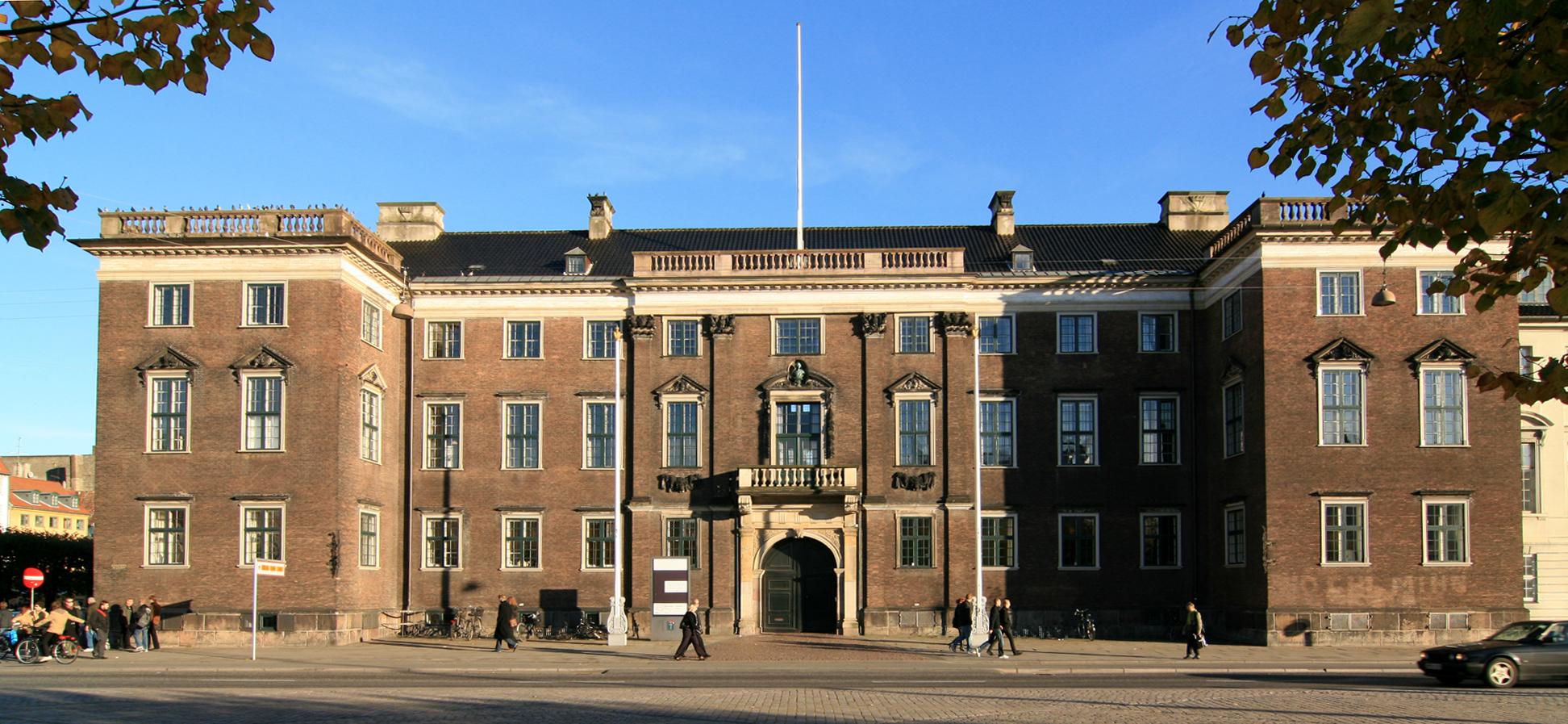 Зеландия, Дания Лучшие достопримечательности в  Зеландии, Дания Charlottenborg K C3 B8benhavn
