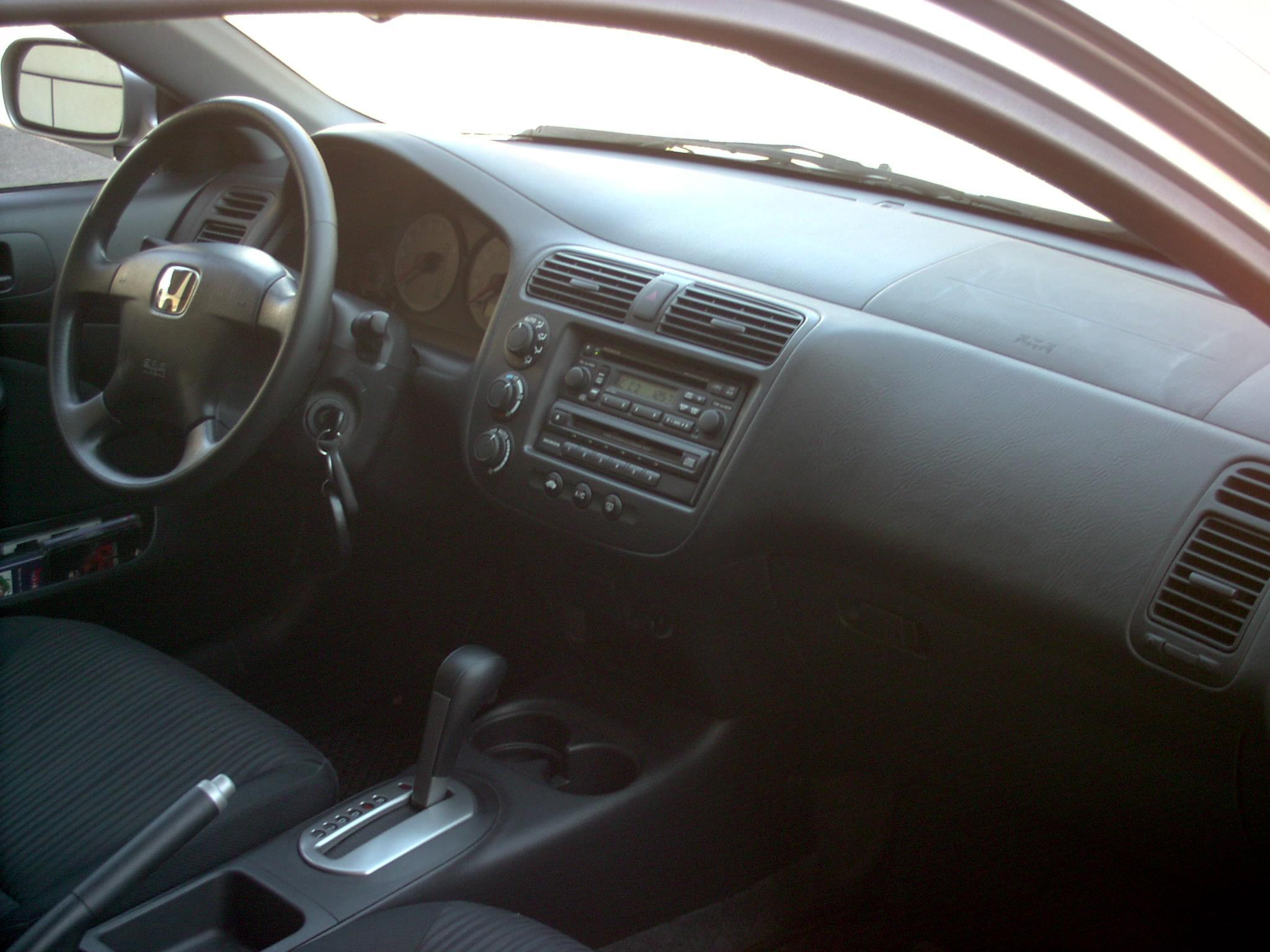 Honda civic vii wn trze