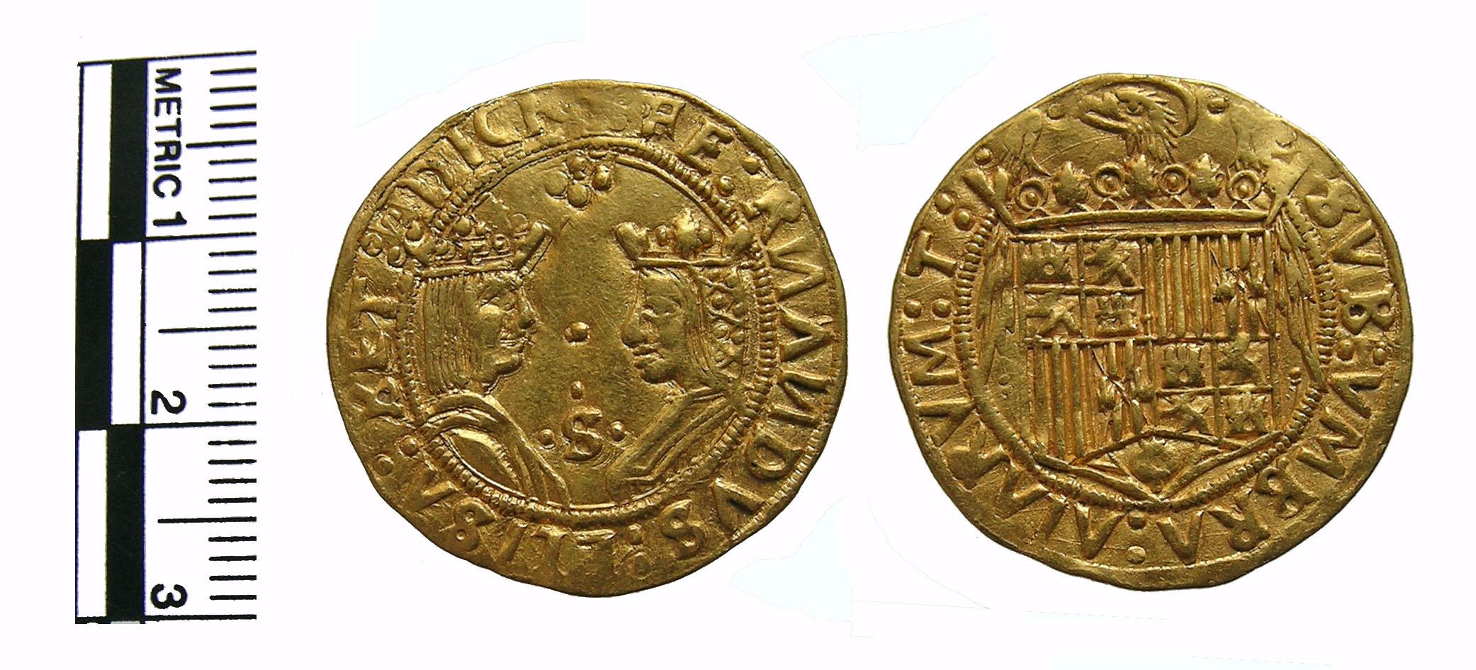 Spanish Coin Found On Oak Island