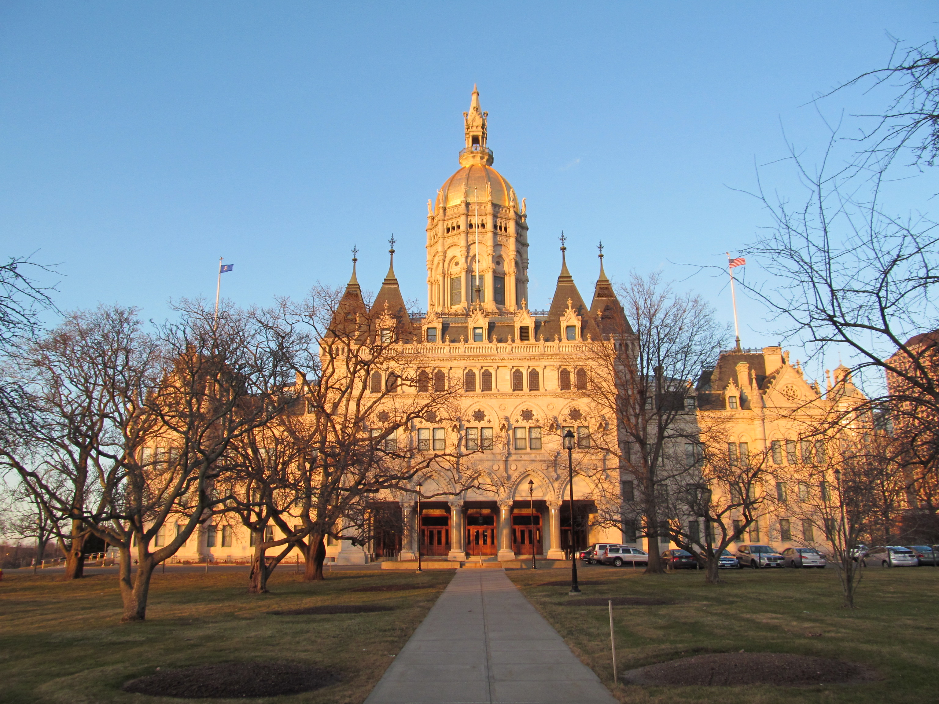 Image result for connecticut state capitol