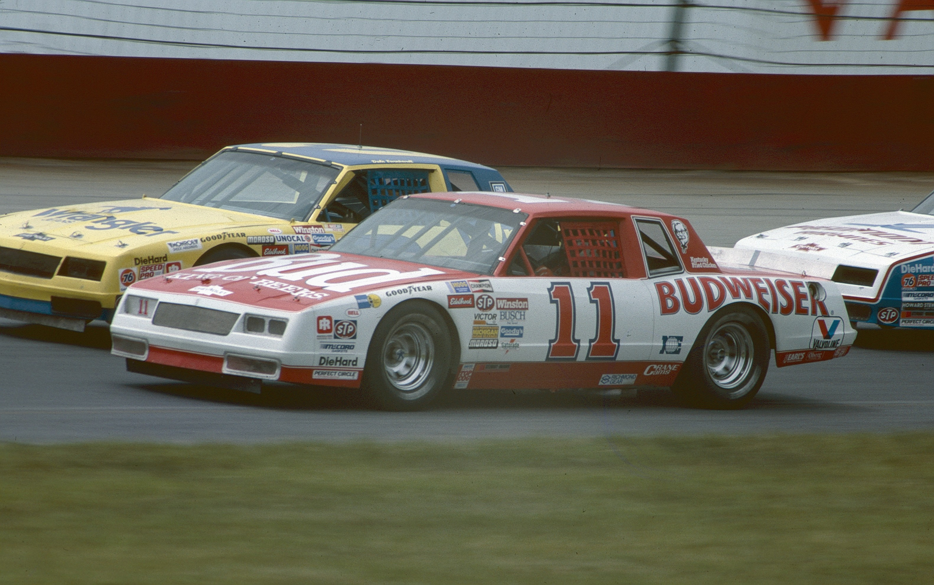 an analysis of seeing lightning and courage together in darrell waltrip race a nascar car (and future nascar pace car to see the local guys race quite a jim paschal bristol buddy baker darrell waltrip julian petty martinsville.