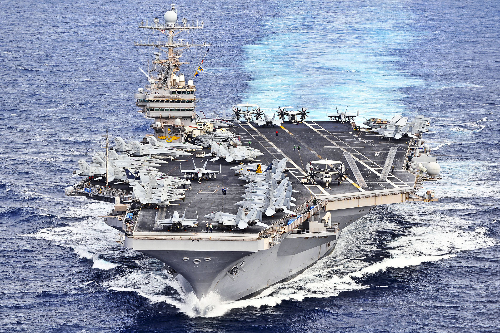 Modern United States Navy carrier air operations - Wikipedia