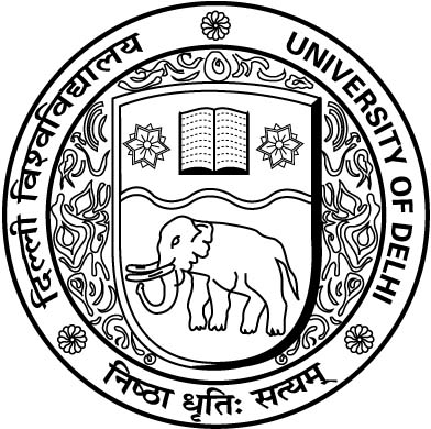 Delhi University's official logo.png