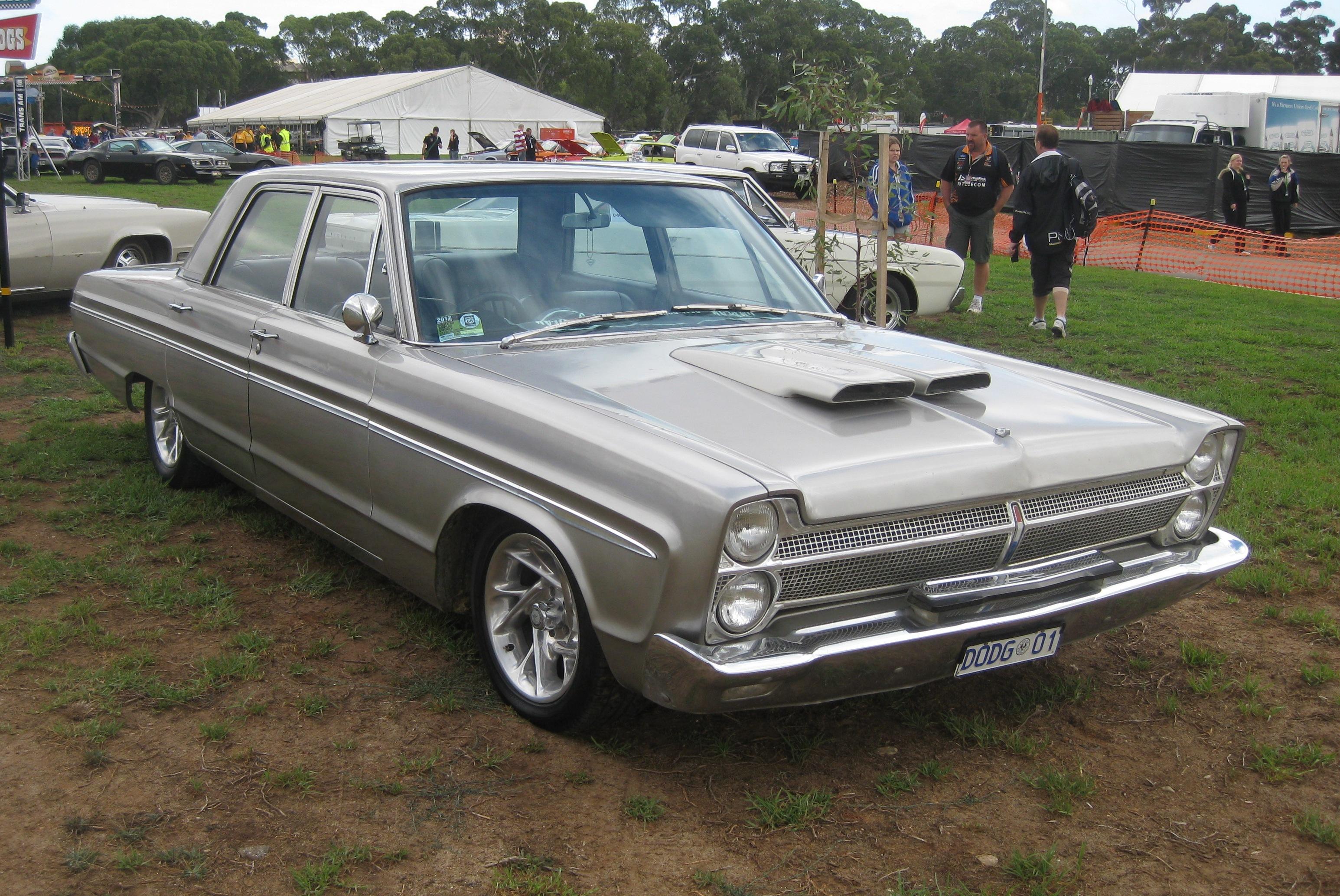 Chrysler Australia se Dodge AP2D (1965–1966)