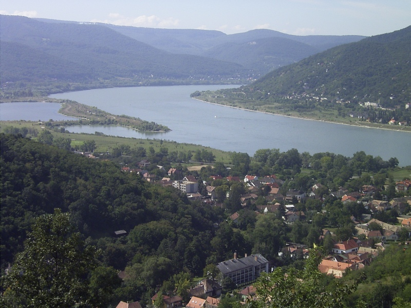 DonauknieVisegrad