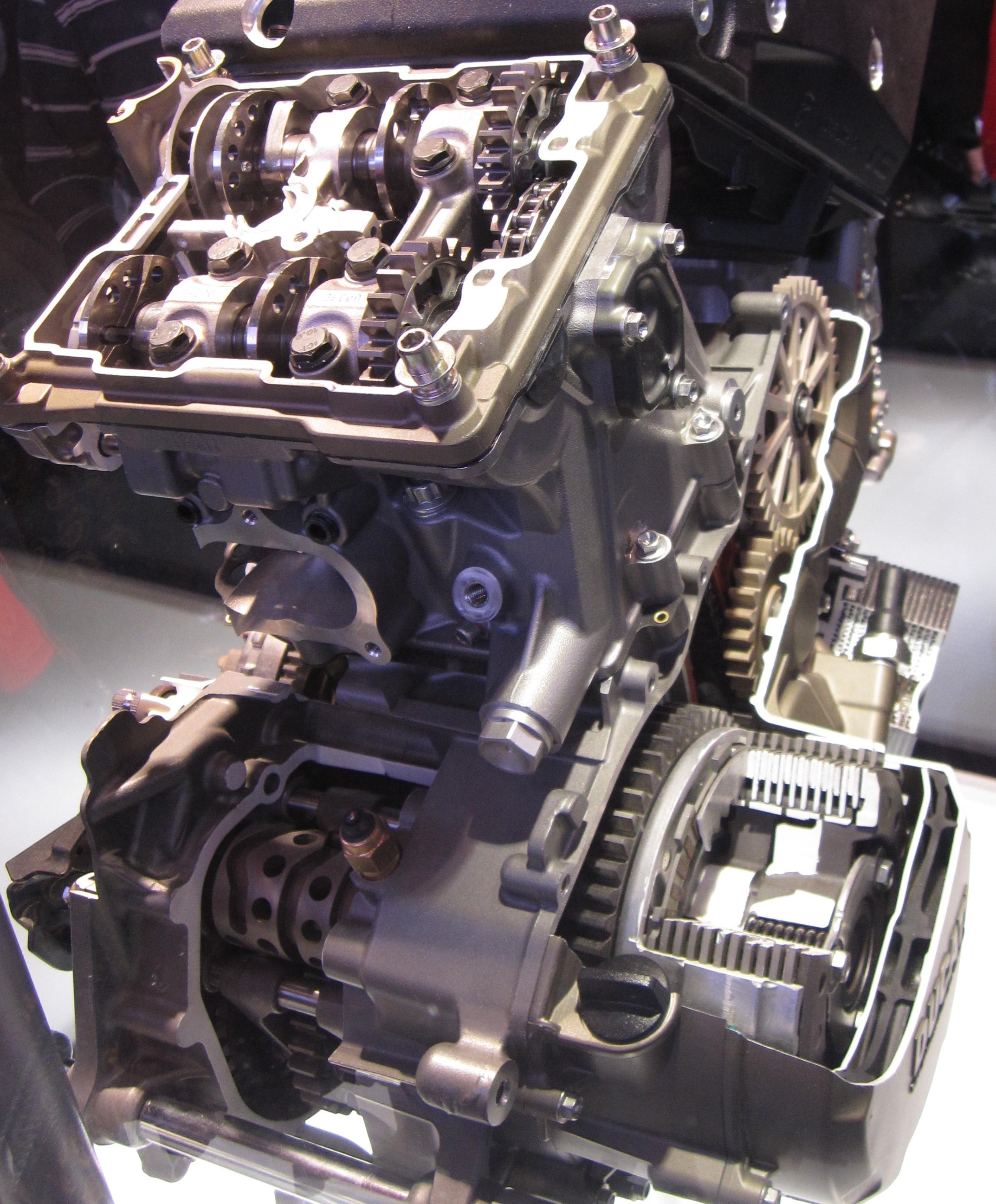 Ducati  Radiator Repair