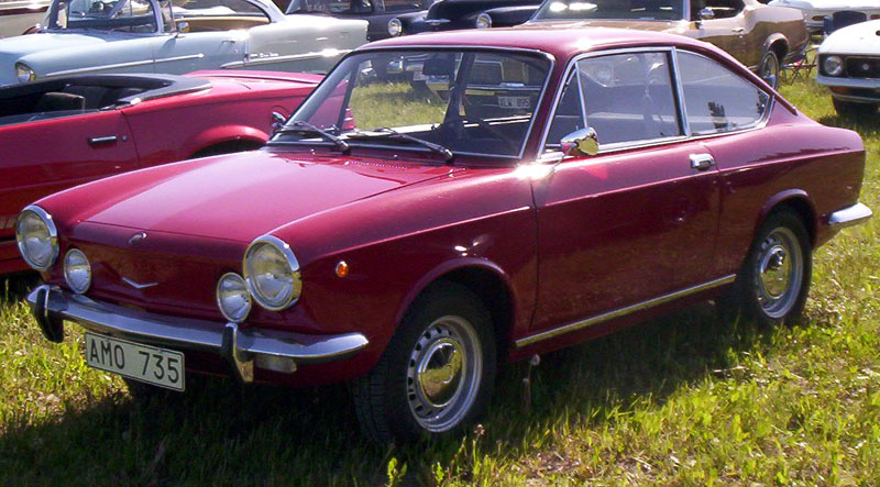 File Fiat 850 Sport Coupe 100 1970 Jpg Wikimedia Commons