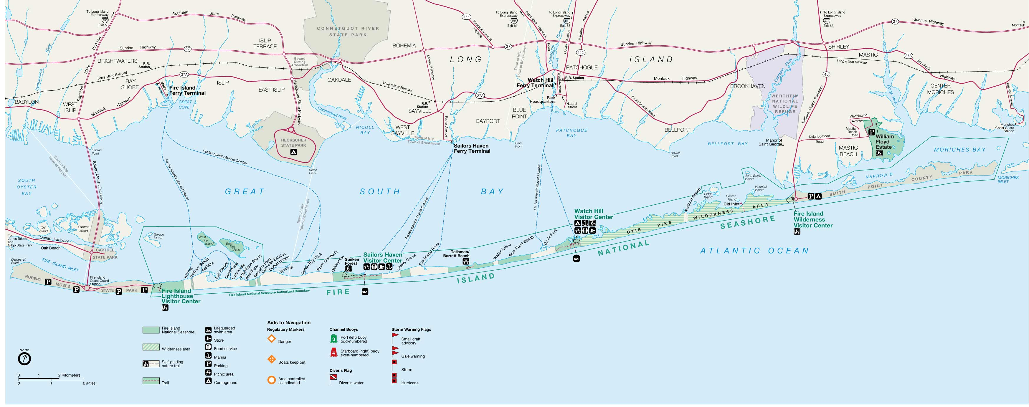 File Fire Island Map Jpg Wikipedia