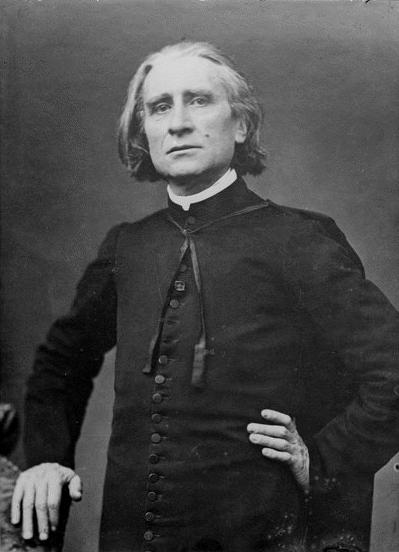 Franz Liszt y Wagner tuvieron una estrecha relación, incluso el segundo se casó con la hija del primero, Cósima.
