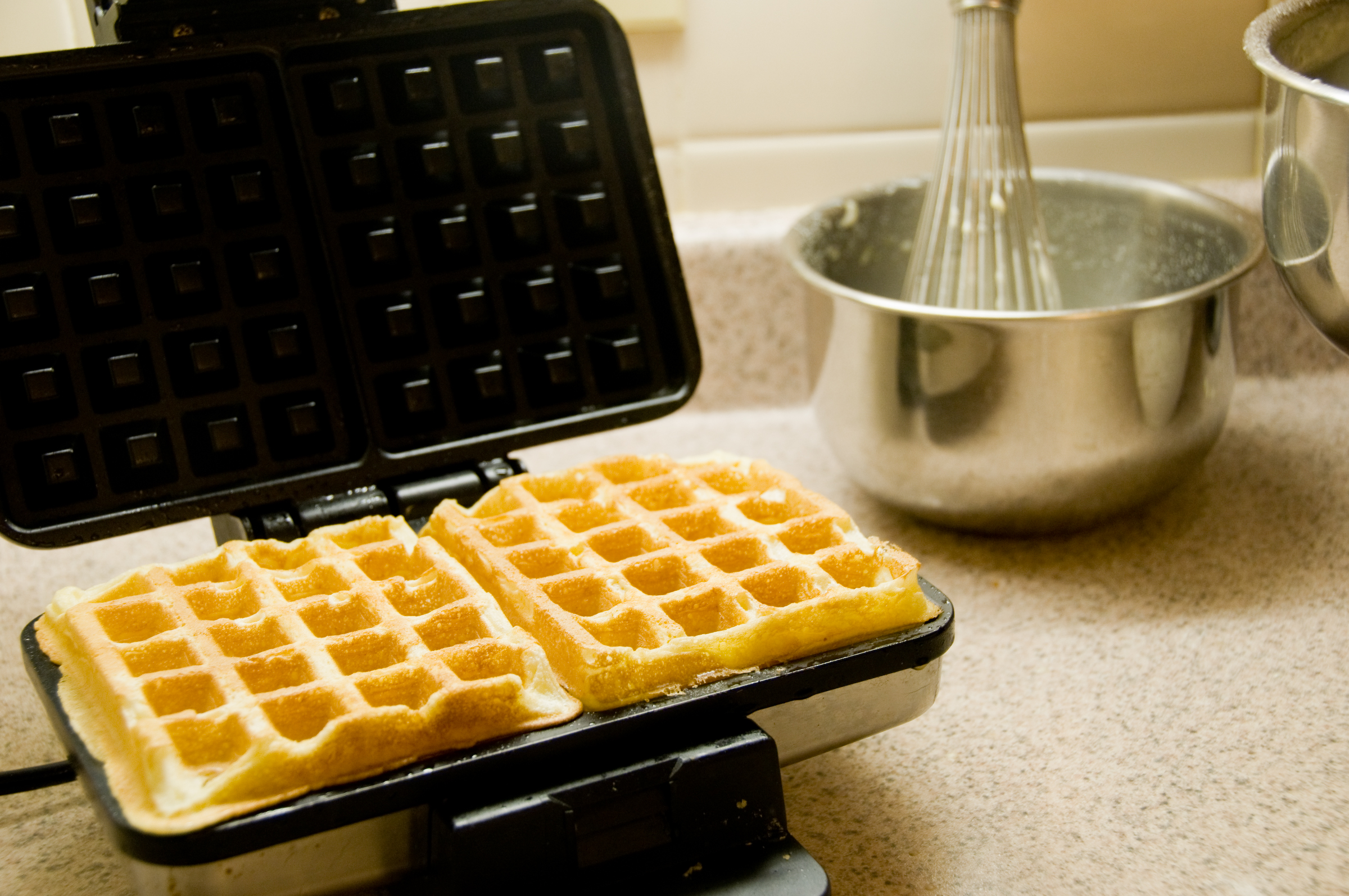 Stovetop Cast Iron Waffle Makers