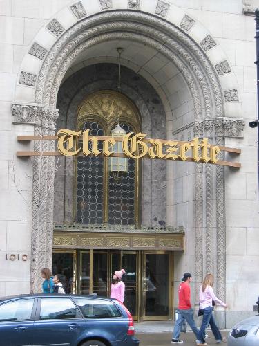 The Gazette Montreal Wikipedia
