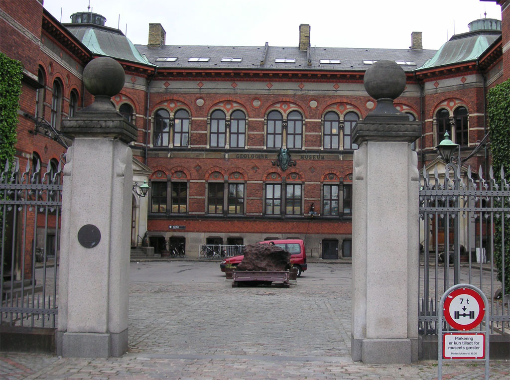parkering zoologisk museum