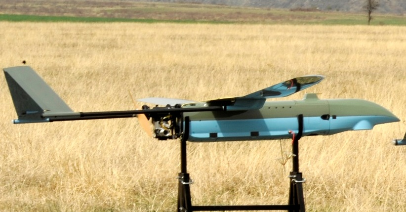 Infra Security Solutions   Blue Star E&E  Unmanned Aircraft Vehicle