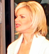 Co-host of Fox and Friends Gretchen Carlson du...
