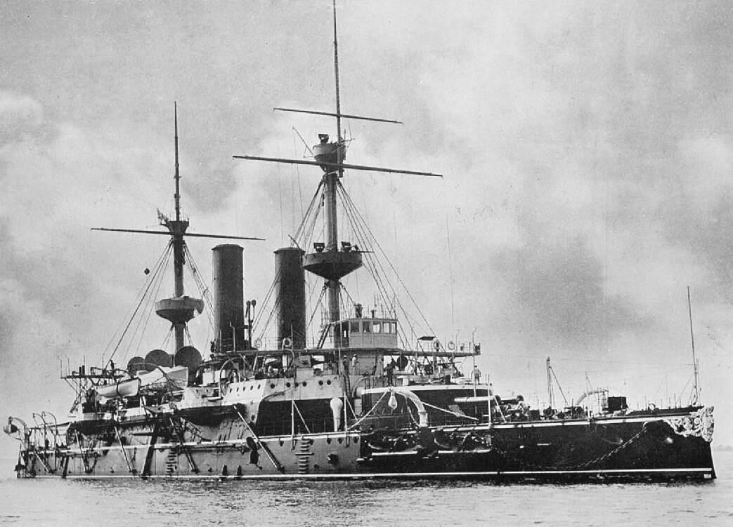 HMS Hood (1891)