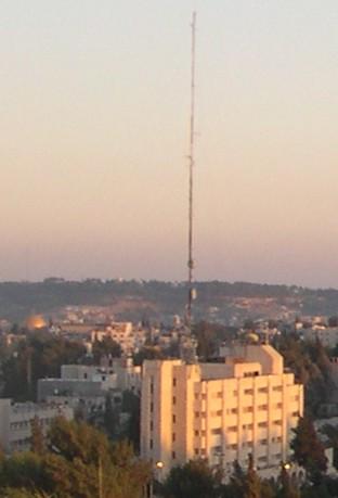 इसराइली पुलिस का राष्ट्रीय मुख्यालय